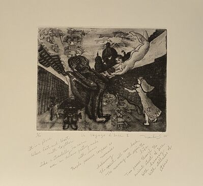 Noriko Shinohara, 'Un Voyage D'Inca II', 2004