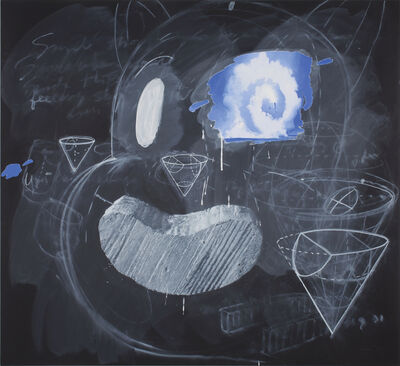 Vernon Fisher, 'Krazy', 2012