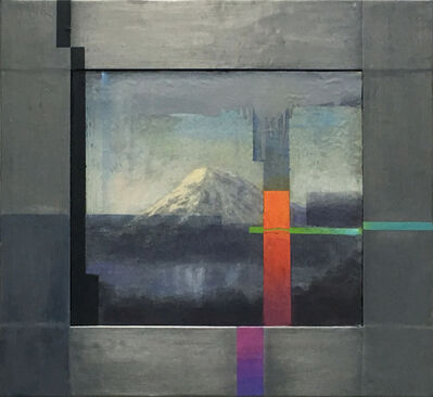 Adam Straus, 'Volcano Glitch', 2016