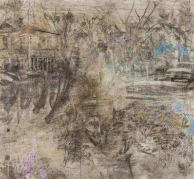 David Bailin, 'Raking Leaves', 2016