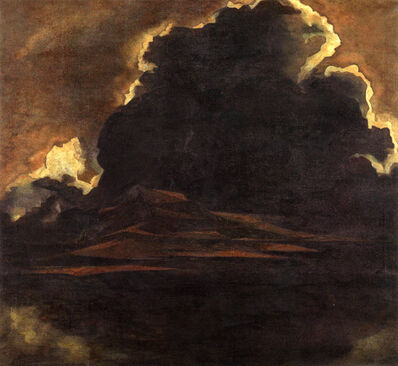 Jehangir Sabavala, 'The Thundercloud', 1963