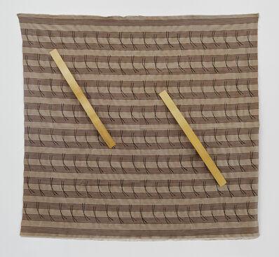 "Sergei Tcherepnin, '""Stick Parade""', 2015"