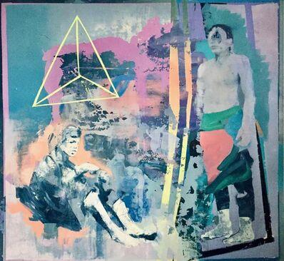 Simon Nelke, 'Der Wind trägt viele Namen', 2018
