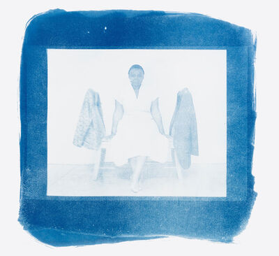 Khanyisile Mawhayi, 'Caught in middle ', 2021