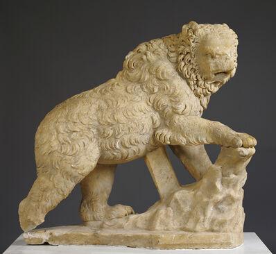 'Statue of a Bear', 100 -125