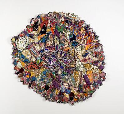 Elizabeth Talford Scott, 'Flower Garden #1', 1989