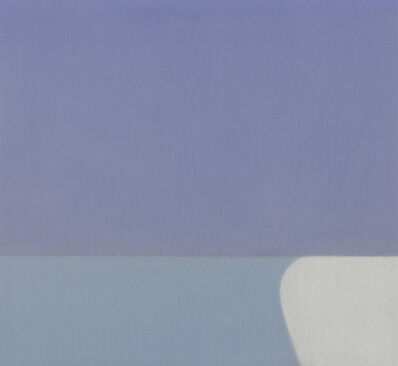 Susan Vecsey, 'Untitled (Lavender/Blue Gray)', 2016