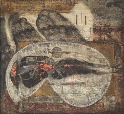 Merab Abramishvili, 'Shavlego', 1992