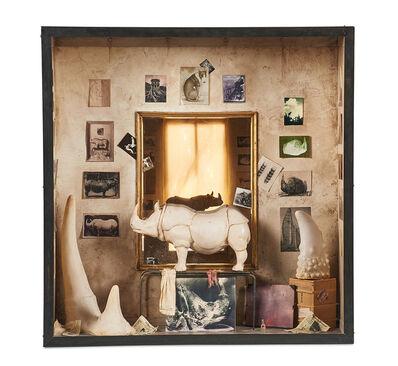Charles Matton, 'Untitled (Rhinoceros)', 2002