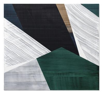 Ricardo Mazal, 'SP Black 2', 2019