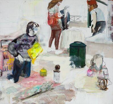 Kim Corbisier, 'Untitled (beggar)', 2011