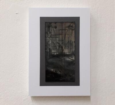 NORA SCHÖPFER, 'wax tablet', 2018