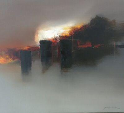 José Luis Bustamante, 'Landscape of the Sun Gods XII ', 2016