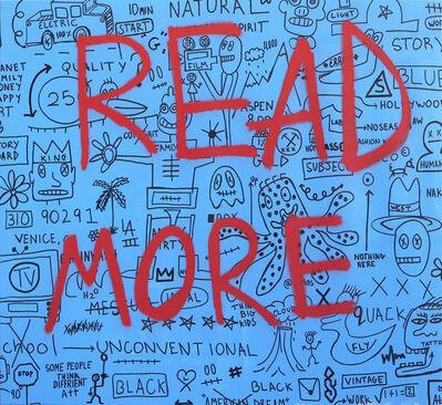 Alex L Reagan, 'Read More', 2019