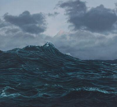 Jonathan Dalton, 'Isolation on an Angry Sea', 2016