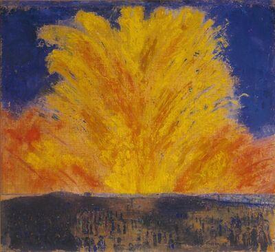 James Ensor, 'Fireworks', 1887
