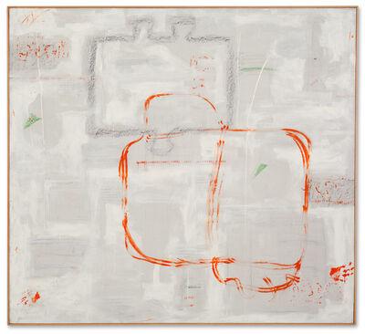Gianfranco Baruchello, 'Tempi d'oro per i numeri infiniti', 1962