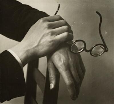 André Kertész, 'Paul Arma's Hands', 1928