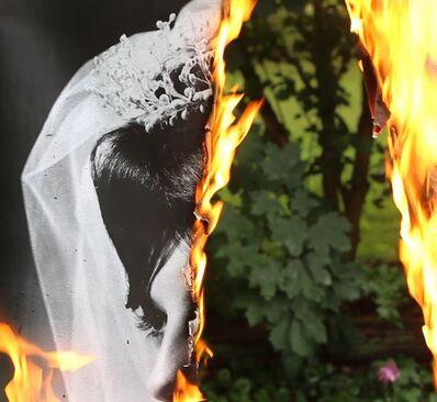 T.R. Ericsson, 'Crackle and Drag Film Still (Burning Bride)', 2015