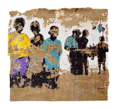 Armand Boua, 'Les Winzins D'Abobo II', 2015