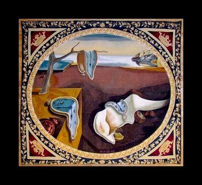 Salvador Dalí, 'Persistence of Memory Tapestry', 1975
