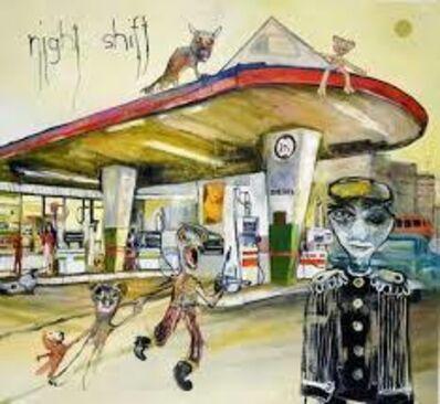 Juliane Hundertmark, 'Night Shift', 2019