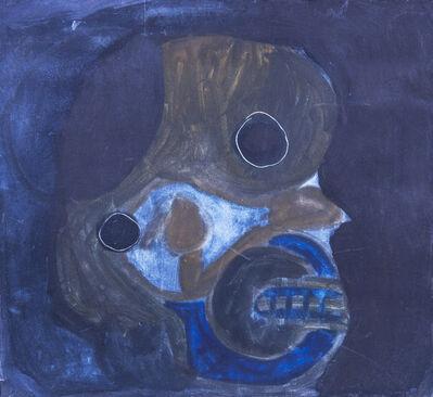 Francisco Toledo, 'Mask', 1987