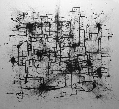 Peter Foucault, 'Subdivision 1', 2017