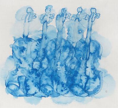 Li Ting Ting, 'Violin', 2019