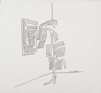 Saul Steinberg, 'Untitled'