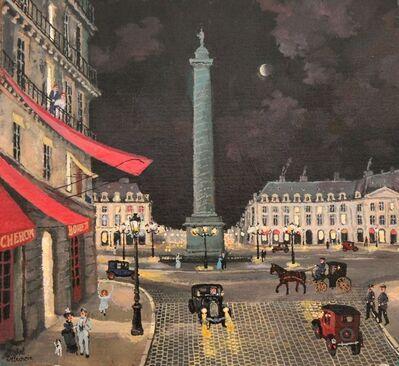 Michel Delacroix, 'La place Vendome'