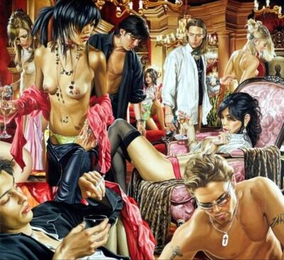 Terry Rodgers, 'Surfeit of Dreams', 2012