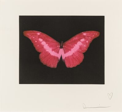 Damien Hirst, 'To Lose (Red Butterfly)', 2008