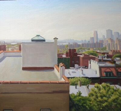 Ella Yang, 'EARLY SUMMER ON THE ROOF', 2004