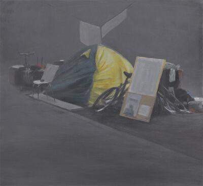 Tim Eitel, 'Untitled (Protest)', 2009