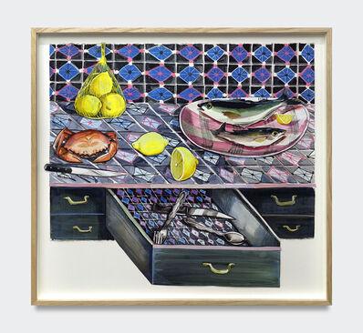Nikki Maloof, 'Still Life with Lemons', 2020