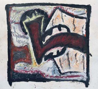 Gregory Amenoff, 'No Relief', 1981