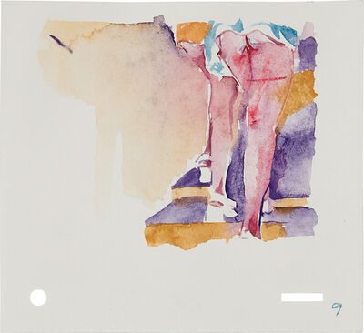 Cecily Brown, 'Untitled (#9), from Cunning Stunts', 1997