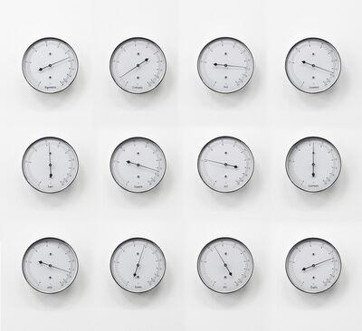 Adrien Missika, 'Más o menos', 2018
