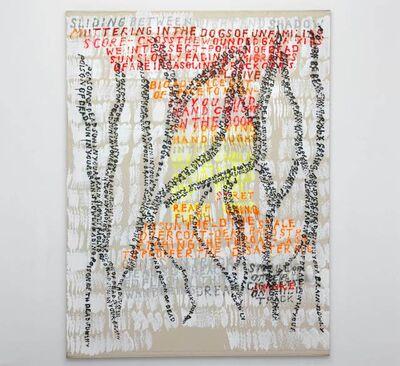 Fabian Herkenhoener, 'Untitled (Sliding Between Light and Shadow…)', 2019