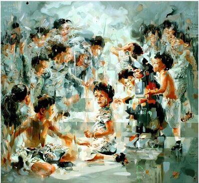 Y Indra Wahyu N, 'Transfiguration of Words', 2015