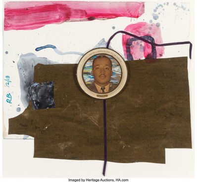 Radcliffe Bailey, 'To Be Titled', 2012-2013