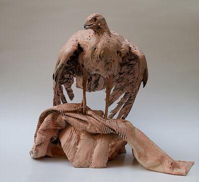 Hesselholdt & Mejlvang, 'Skin Colored African Hawk', 2014
