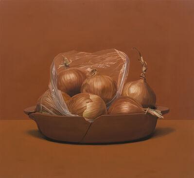 Jonathan Dalton, 'Brown Onions', 2018