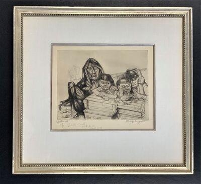 Philip Evergood, 'Aftermath of War', 1945