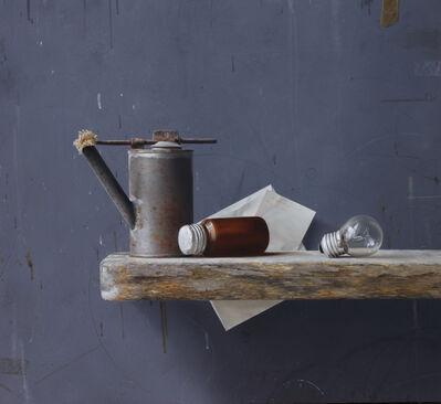 Rafael de la Rica, 'The old welder', 2019