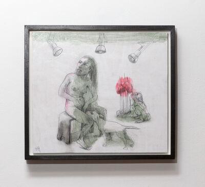 Marcelle Hanselaar, 'Drawing 43', 2016