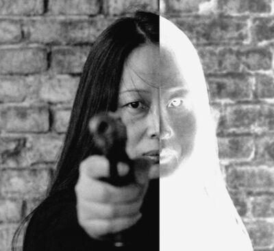 Xiao Lu, 'Gunshot', 2004