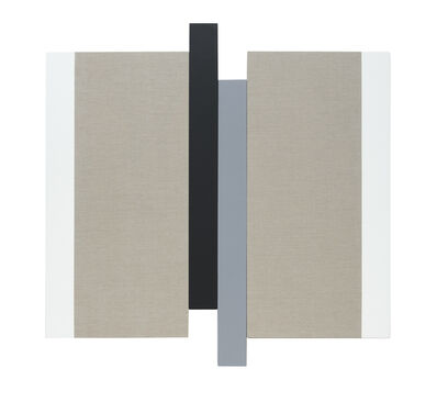 Scot Heywood, 'Transition - White, Linen, Black, Gray', 2019