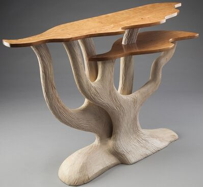 Aaron Laux, 'Confluence table'